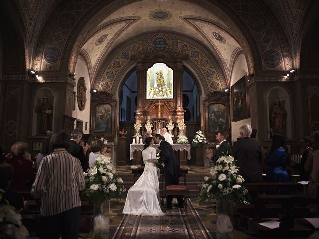 Il matrimonio di Günther e Michela a Orta San Giulio, Novara 47