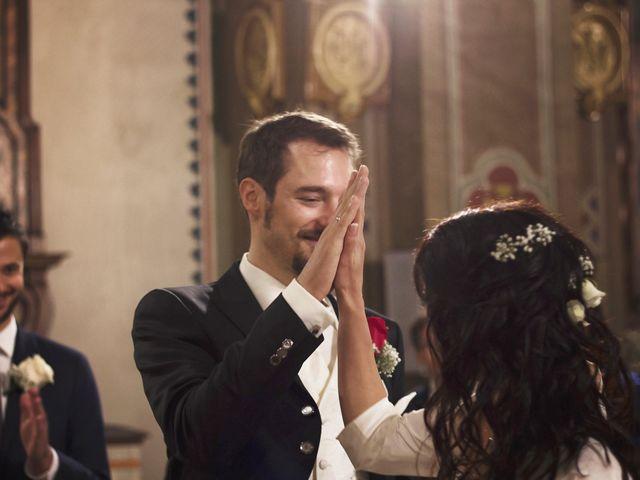 Il matrimonio di Günther e Michela a Orta San Giulio, Novara 48