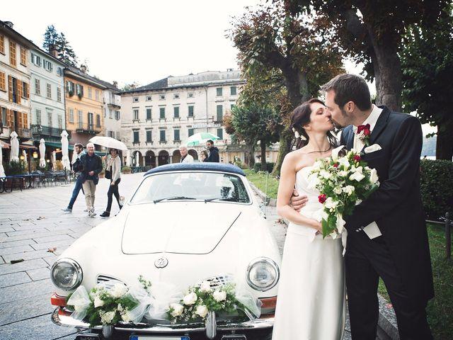 Il matrimonio di Günther e Michela a Orta San Giulio, Novara 59