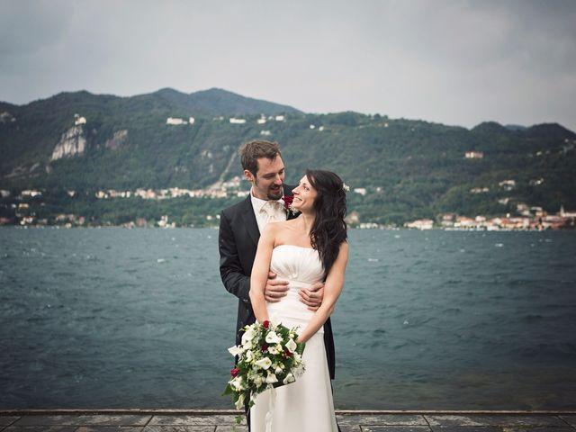 Il matrimonio di Günther e Michela a Orta San Giulio, Novara 63