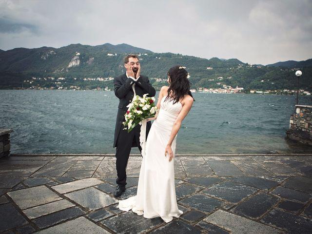 Il matrimonio di Günther e Michela a Orta San Giulio, Novara 64