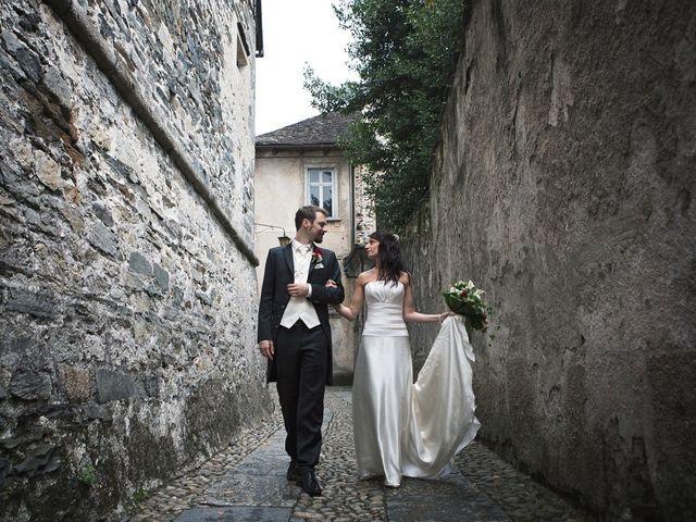 Il matrimonio di Günther e Michela a Orta San Giulio, Novara 75