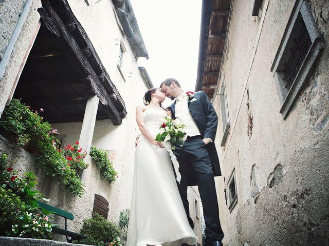 Il matrimonio di Günther e Michela a Orta San Giulio, Novara 78