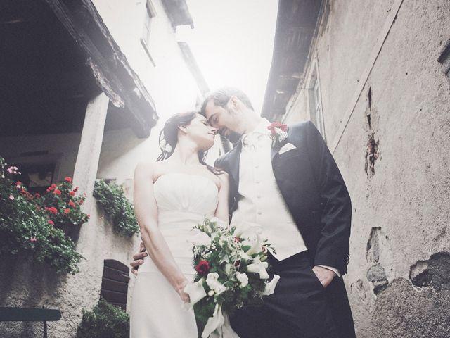 Il matrimonio di Günther e Michela a Orta San Giulio, Novara 79