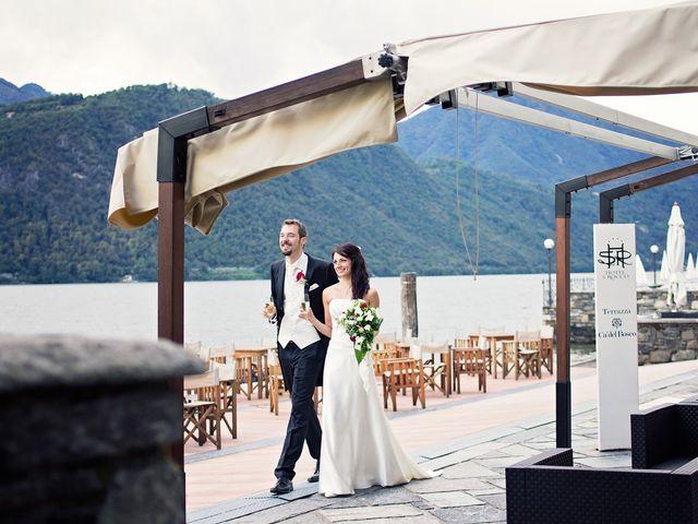 Il matrimonio di Günther e Michela a Orta San Giulio, Novara 81