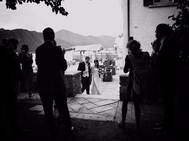 Il matrimonio di Günther e Michela a Orta San Giulio, Novara 82