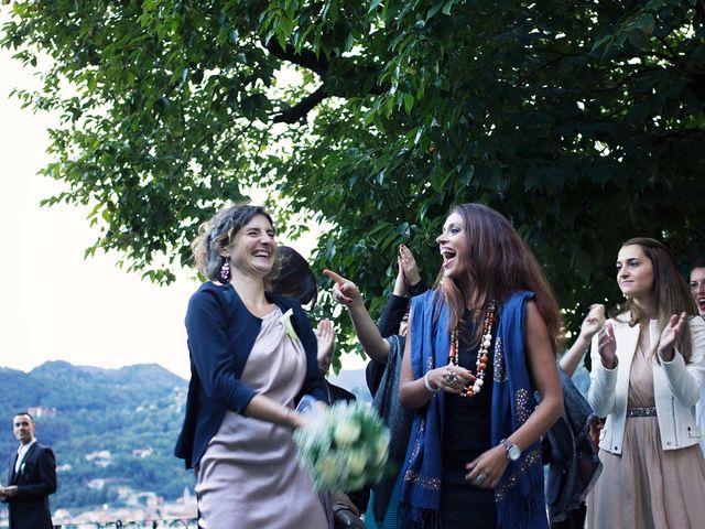 Il matrimonio di Günther e Michela a Orta San Giulio, Novara 94