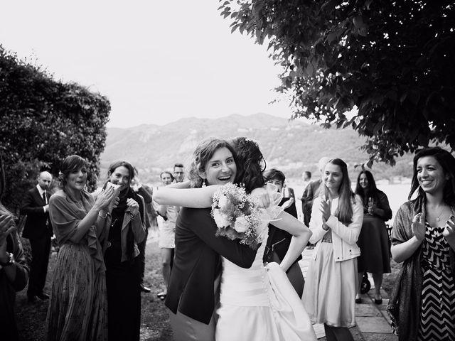 Il matrimonio di Günther e Michela a Orta San Giulio, Novara 96