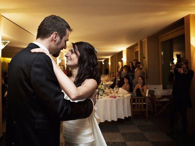 Il matrimonio di Günther e Michela a Orta San Giulio, Novara 113