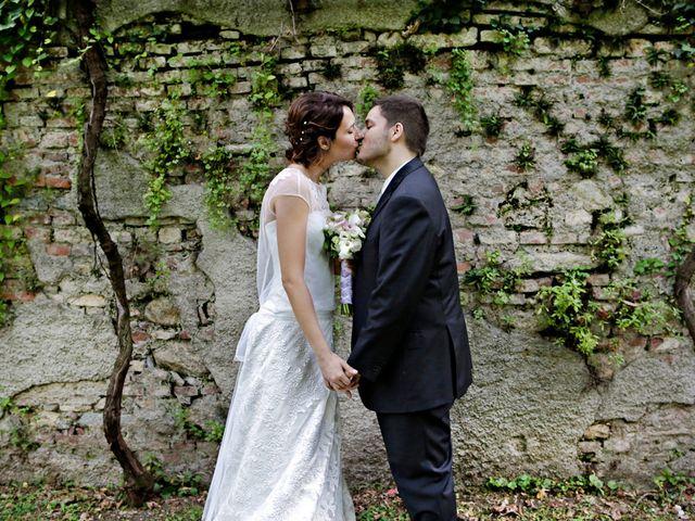 le nozze di Daniela e Arturo