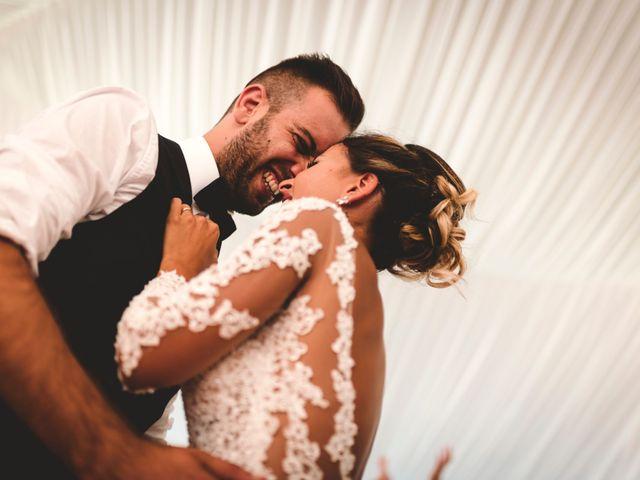 le nozze di Dania e Mario