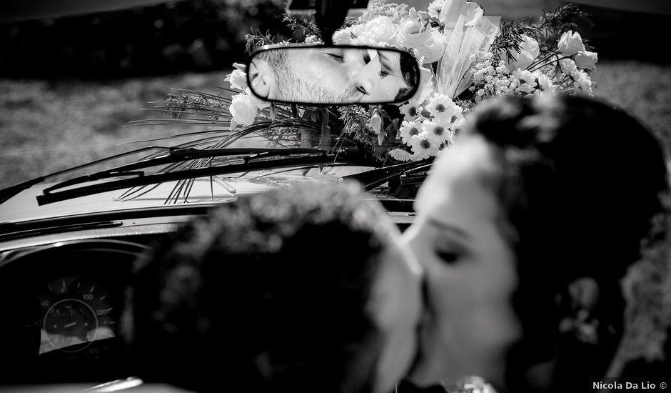Il matrimonio di Alessandro e Sara a Ceggia, Venezia