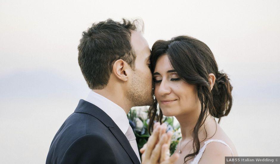 Il matrimonio di Mario e Giovanna a Napoli, Napoli