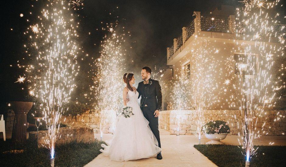 Il matrimonio di Domenico e Erika a Reggio di Calabria, Reggio Calabria