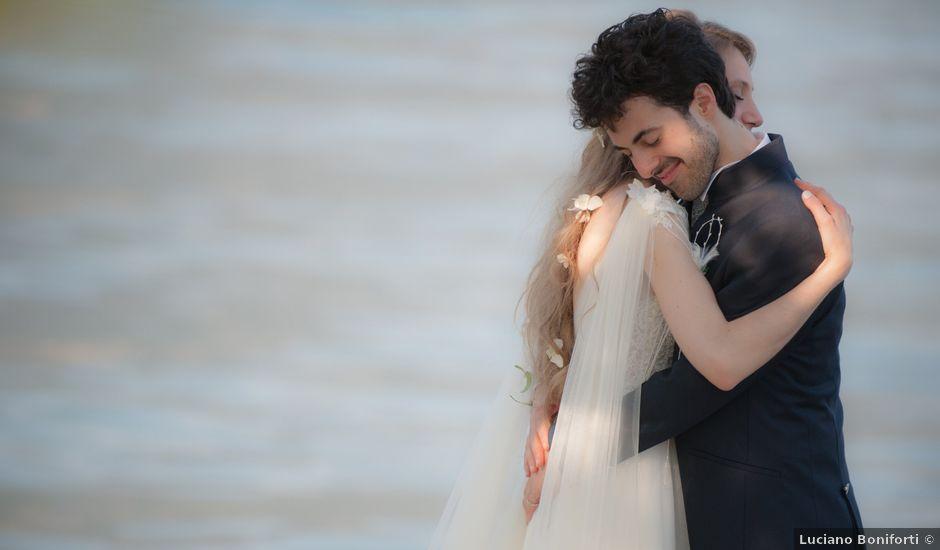 Il matrimonio di Angelo e Francesca a Iseo, Brescia