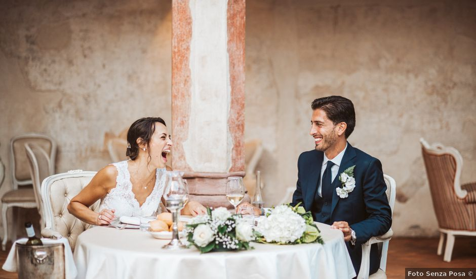 Il matrimonio di Marco e Chiara a Villasanta, Monza e Brianza