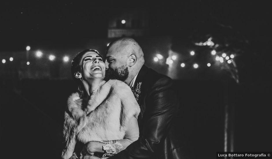 Il matrimonio di Domenico e Katia a Tuscania, Viterbo