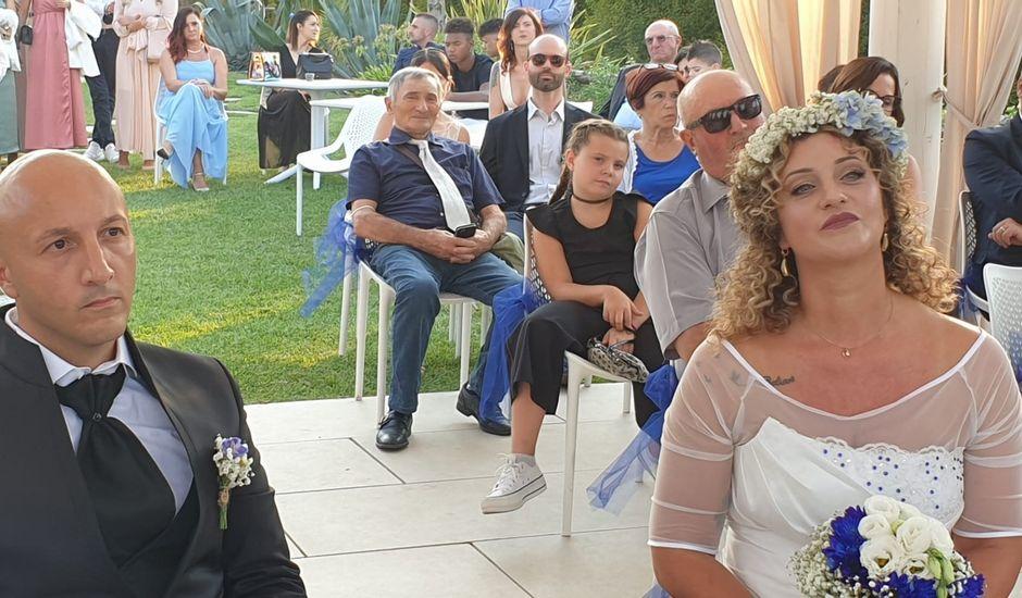 Il matrimonio di Fabio  e Monia a San Lazzaro di Savena, Bologna