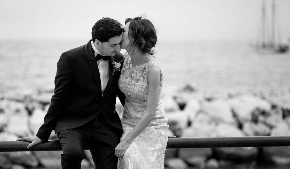 Il matrimonio di Viviana e Ivan a Napoli, Napoli