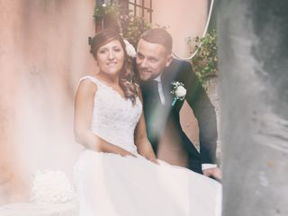 Le nozze di Jessica e Alessio 1