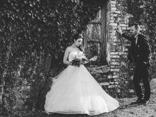 Le nozze di Chiara e Benito