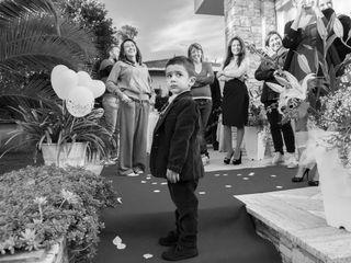 le nozze di Giovanni e Sarah 1