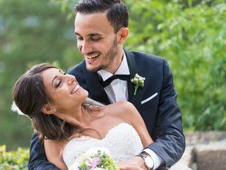 Le nozze di Elide e Giancarlo