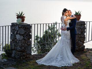Le nozze di Angela e Ivan