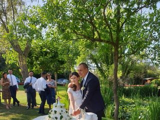 Le nozze di Sandra e Francesco 2