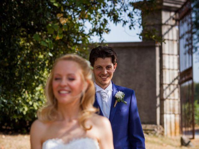 Il matrimonio di Marco e Arianna a Sagrado, Gorizia 18