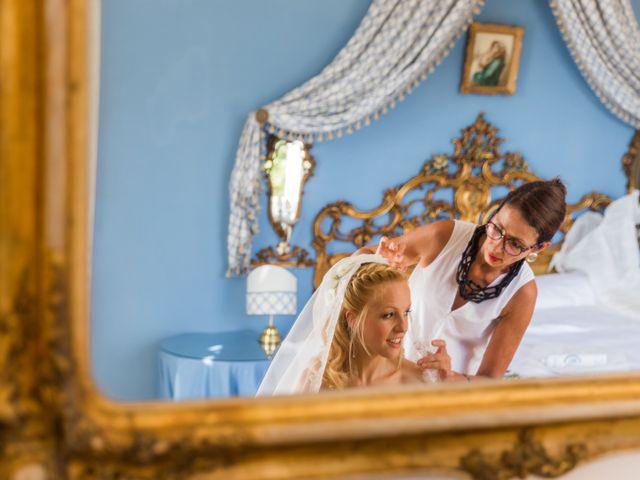 Il matrimonio di Marco e Arianna a Sagrado, Gorizia 25