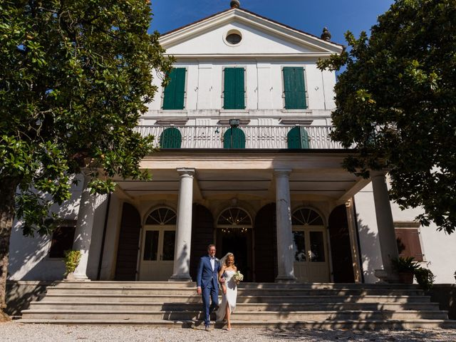 Il matrimonio di Marco e Arianna a Sagrado, Gorizia 30