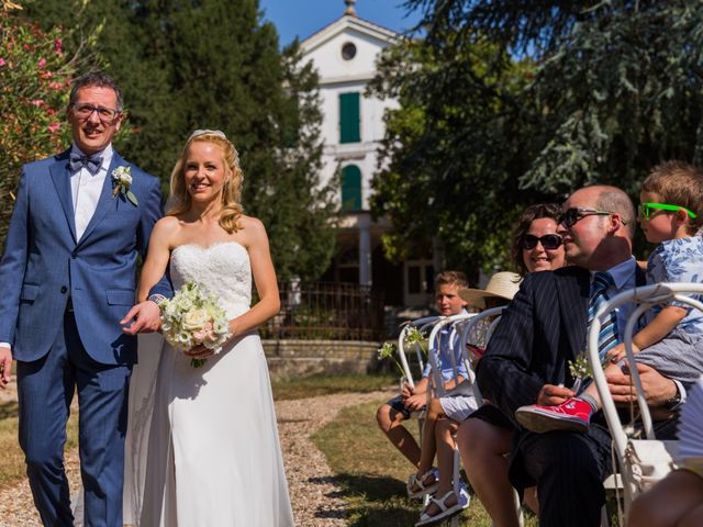 Il matrimonio di Marco e Arianna a Sagrado, Gorizia 31