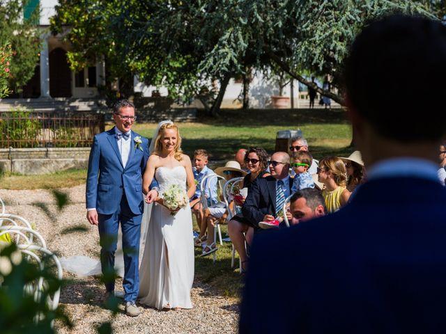 Il matrimonio di Marco e Arianna a Sagrado, Gorizia 32