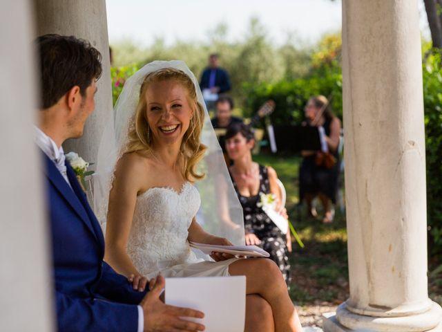 Il matrimonio di Marco e Arianna a Sagrado, Gorizia 34