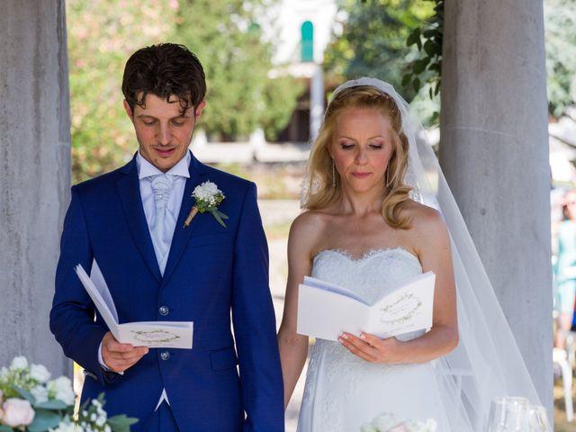 Il matrimonio di Marco e Arianna a Sagrado, Gorizia 37