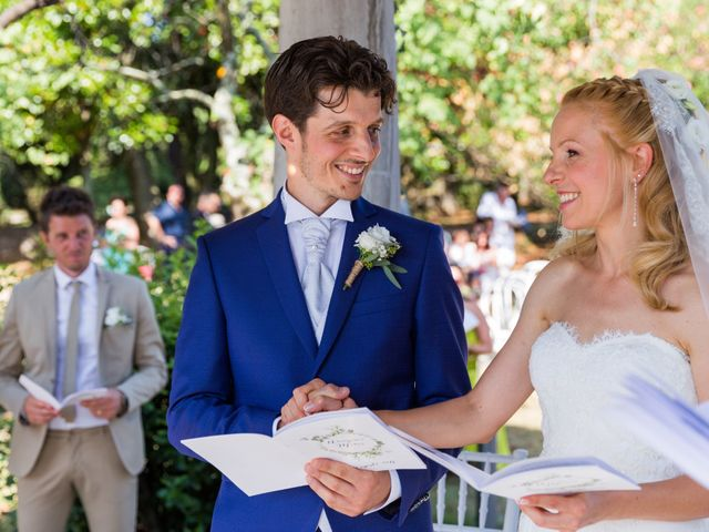 Il matrimonio di Marco e Arianna a Sagrado, Gorizia 41