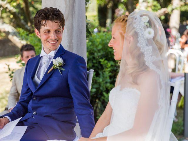 Il matrimonio di Marco e Arianna a Sagrado, Gorizia 43