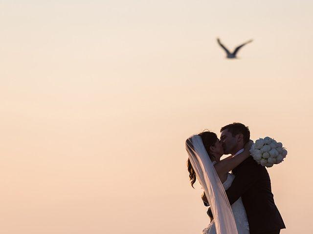 le nozze di Federica e Massimiliano