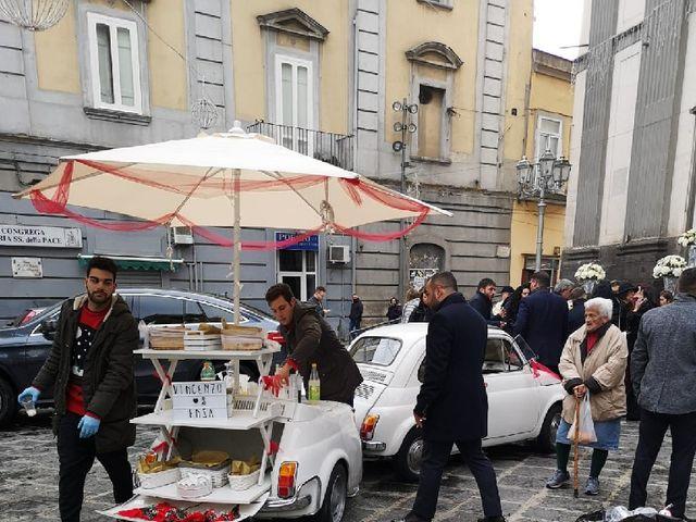 Il matrimonio di Enza e Vincenzo a Giugliano in Campania, Napoli 2