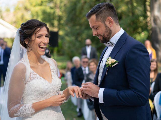 Il matrimonio di Pietro e Zinajda a Fiume Veneto, Pordenone 23