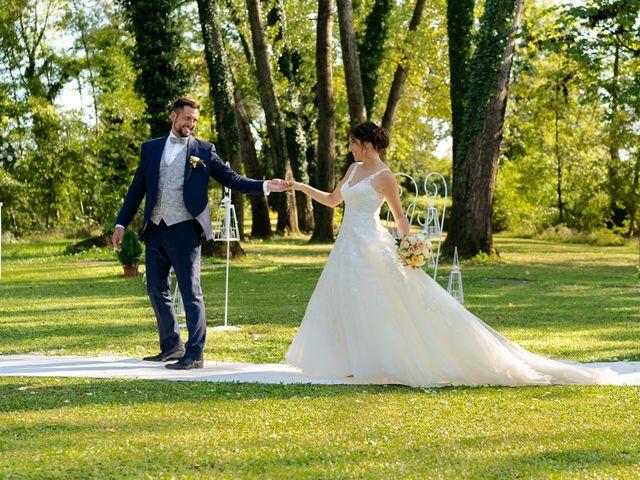 Il matrimonio di Pietro e Zinajda a Fiume Veneto, Pordenone 40