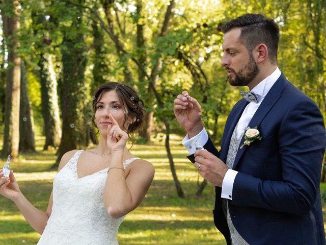 Il matrimonio di Pietro e Zinajda a Fiume Veneto, Pordenone 45
