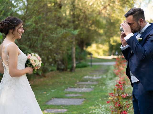 Il matrimonio di Pietro e Zinajda a Fiume Veneto, Pordenone 48