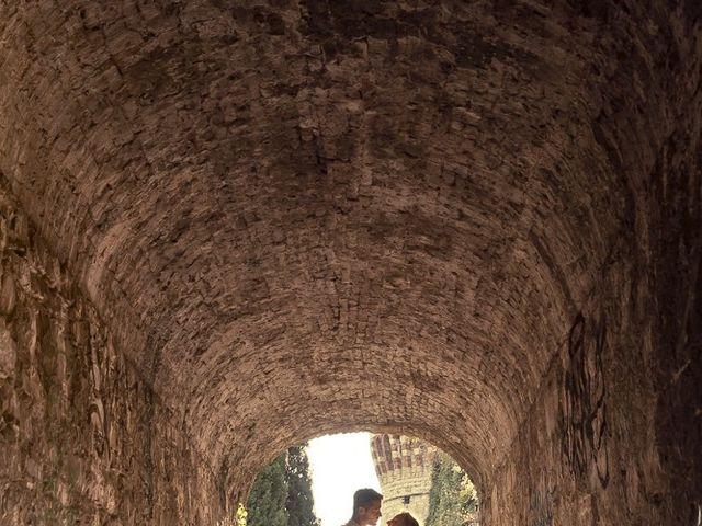 Il matrimonio di Alessandro e Silvia a Calcio, Bergamo 8