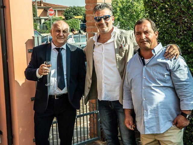 Il matrimonio di Alessandro e Silvia a Calcio, Bergamo 75