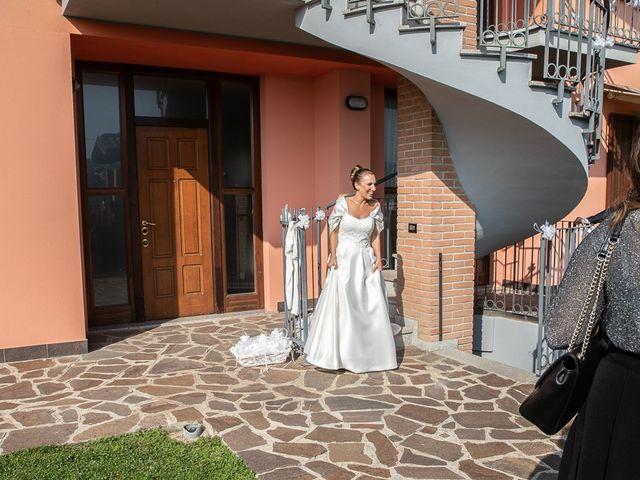 Il matrimonio di Alessandro e Silvia a Calcio, Bergamo 77