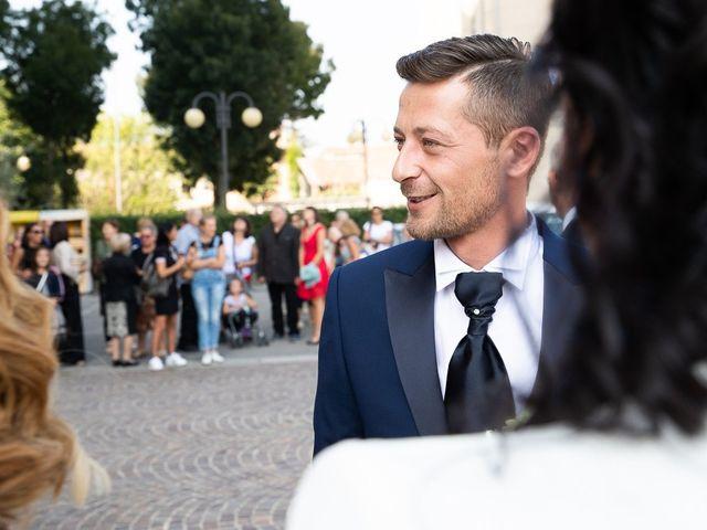 Il matrimonio di Alessandro e Silvia a Calcio, Bergamo 78