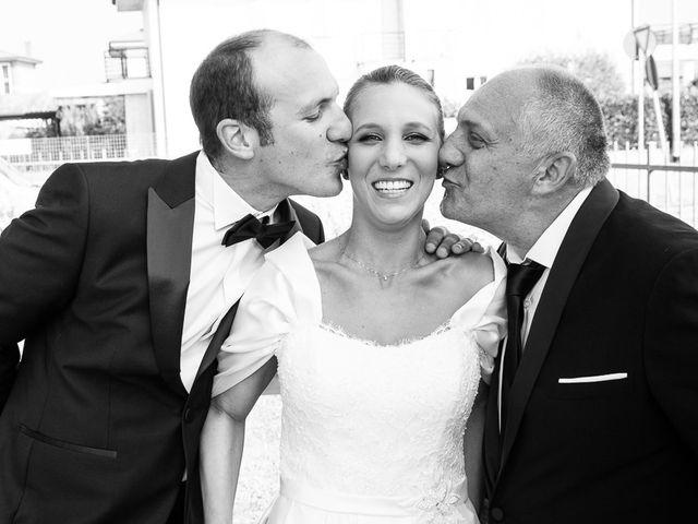 Il matrimonio di Alessandro e Silvia a Calcio, Bergamo 82