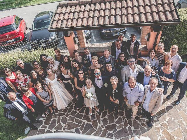 Il matrimonio di Alessandro e Silvia a Calcio, Bergamo 87